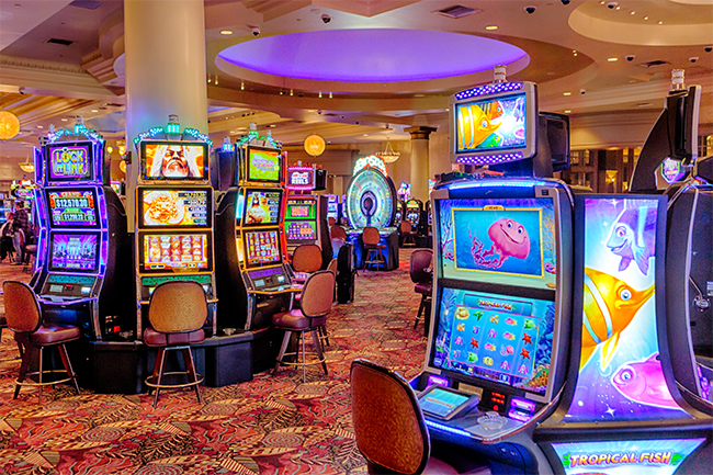 Playing methods of Online Slots games