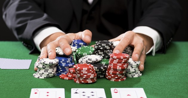 Online Poker Games Are Everyone's Favorites.